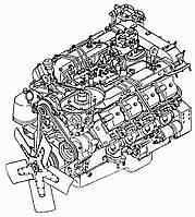 Запчасти к двигателям Камаз 1