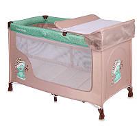 Манеж - кровать Bertoni San Remo 2 с пеленатором, фото 1