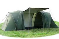 Палатка 4-ох местн. 3000 MM 2 спальни + ТАМБУР Abarqs Gobi, фото 1