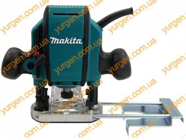 Ручной фрезер по дереву Makita RP0900 цанга 6 и 8 мм