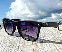 Солнцезащитные очки мужские фирменные классика в стиле Ray Ban