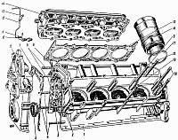 Запчасти к двигателям Камаз (2)