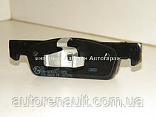 Передние тормозные колодки на Рено Логан II 2012-> A.B.S. (Нидерланды) 37961