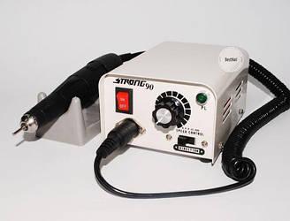 Аппарат  для маникюра и педикюра  Стронг 90, 65 w / 35000 об. Корея