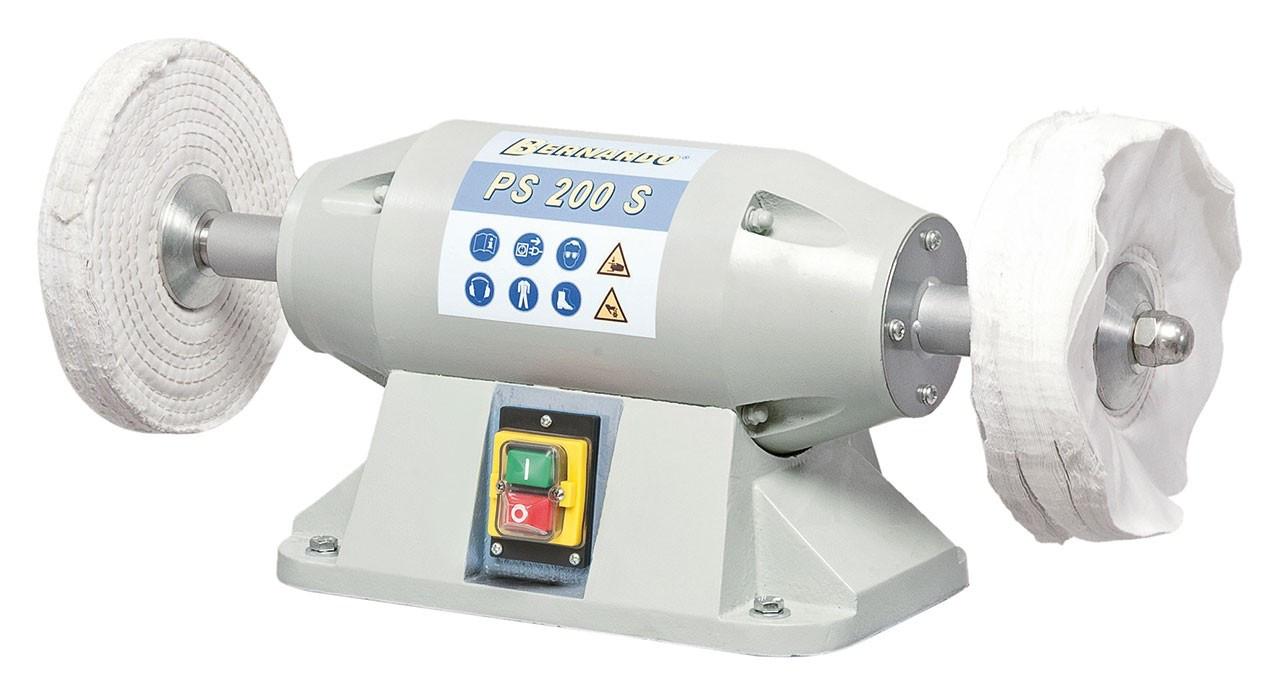 Станок полированный PS 200 S - 230 V Bernardo | Полировочные станки