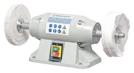 Станок полированный PS 200 S - 230 V Bernardo | Полировочные станки, фото 2