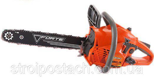Forte FGS41-16 Industry Line Бензопила цепная