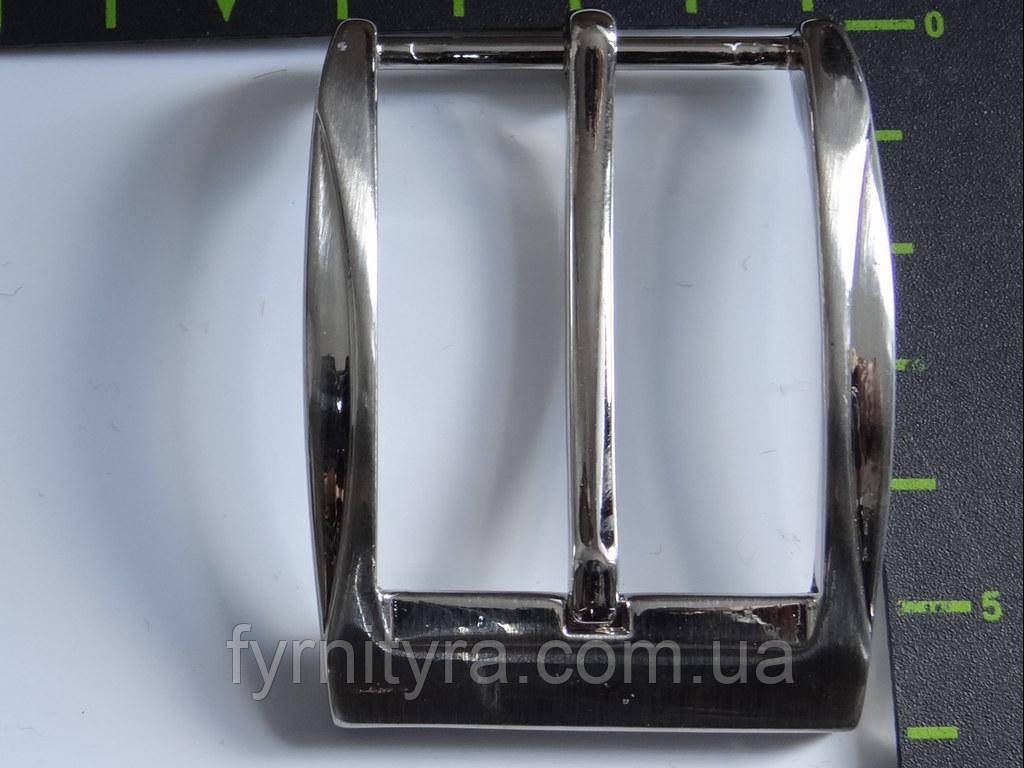 Пряжка ременная 35мм 039 никель