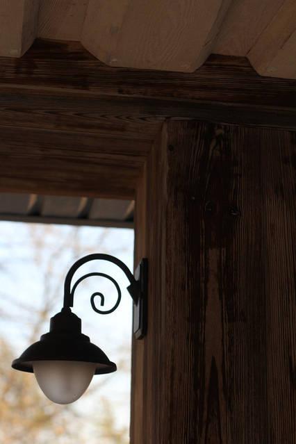 Термососна: обшивка террасы. 9