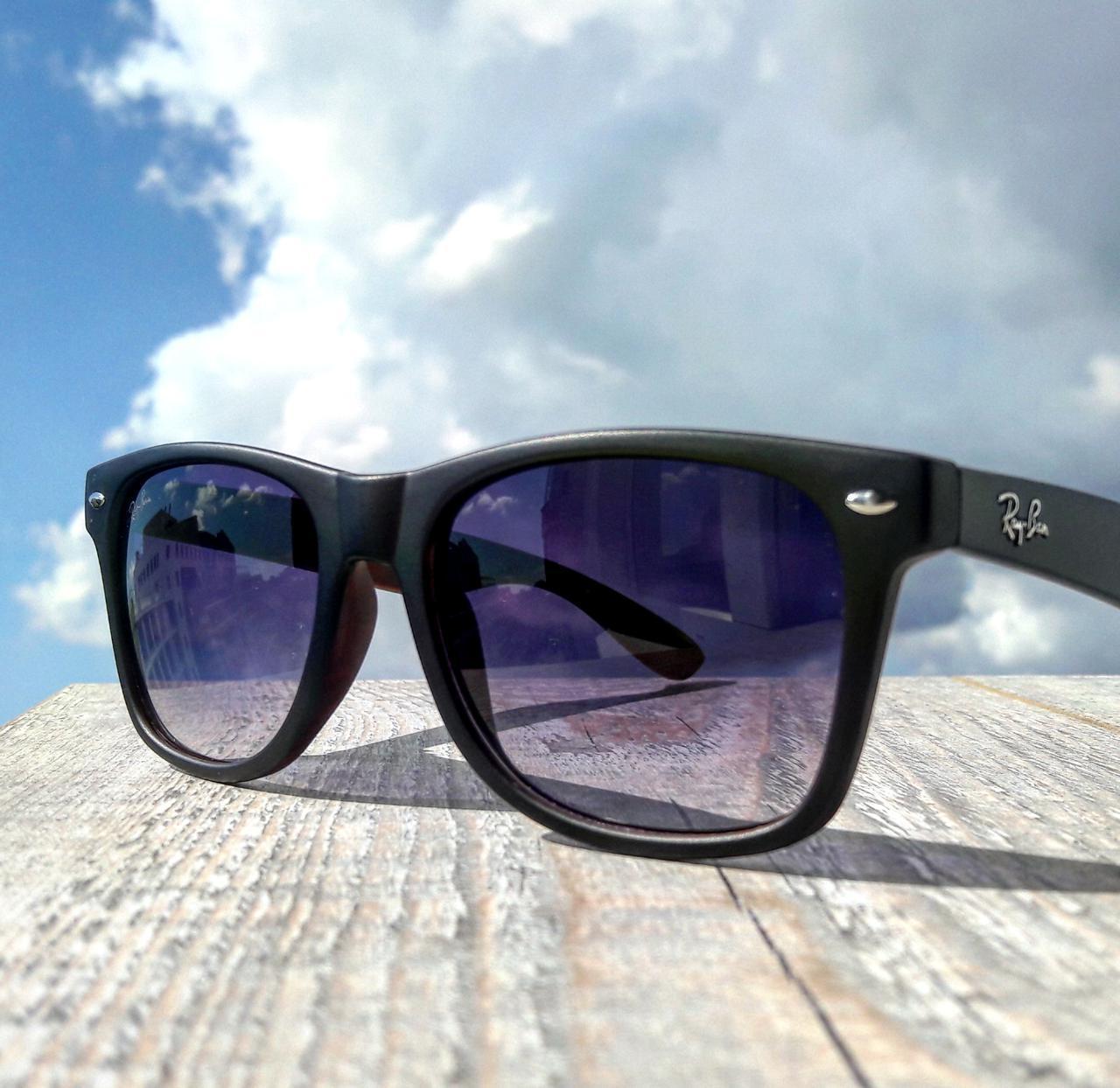 Солнцезащитные очки мужские фирменные Classic в стиле Ray Ban - Big City  Shop в Одессе a673f3adbac