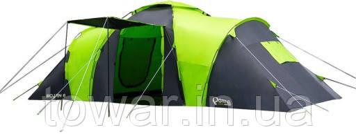 Палатка туристическая 6 человек Bojan 6 - PEME