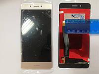 Оригинальный дисплей (модуль) + тачскрин (сенсор) Huawei Honor 6C | Nova Smart | Enjoy 6s (золотой, DIG-L21)