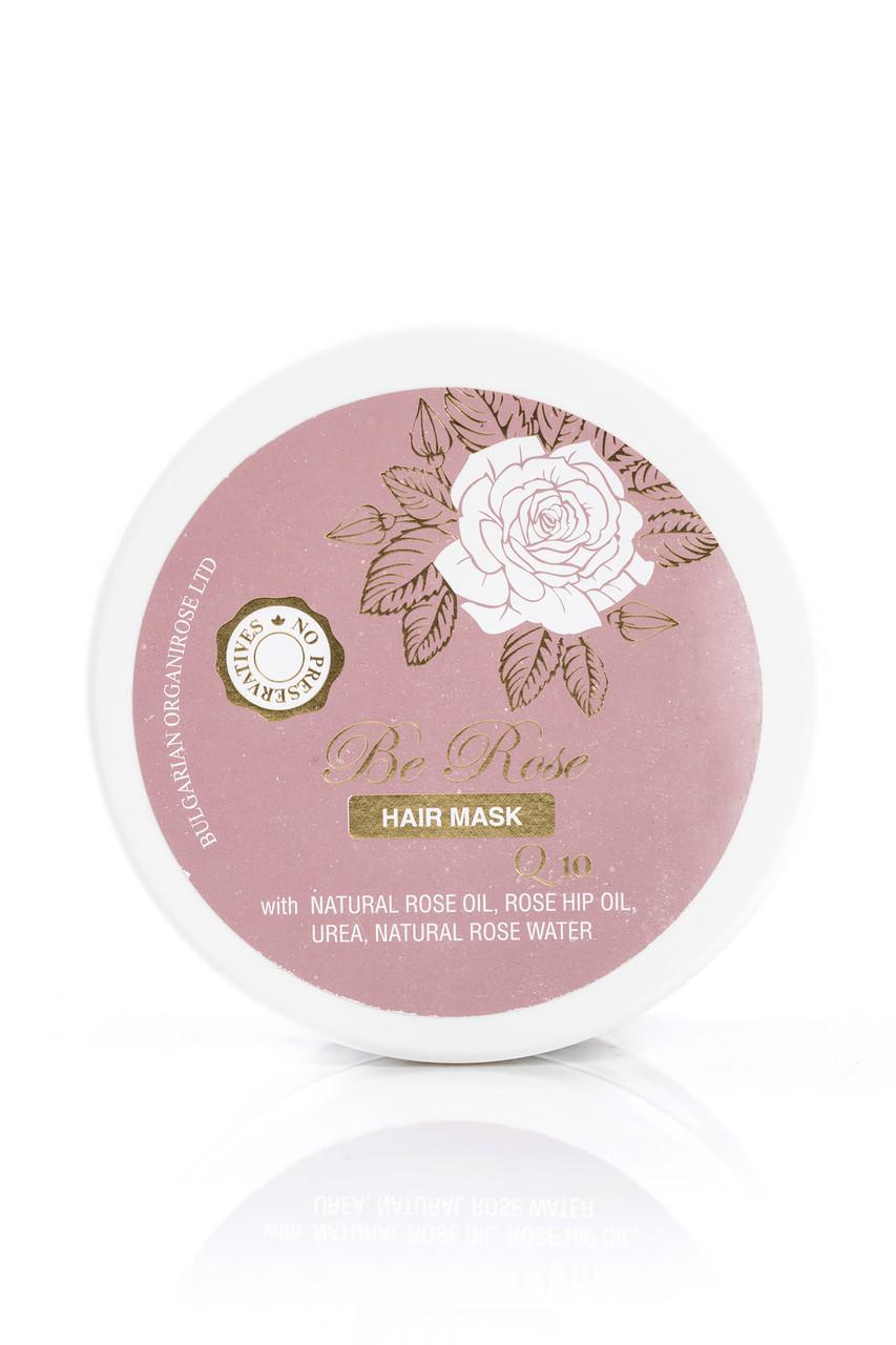 Маска для волос Be Rose от Bulgarian OrganiRose 300 мл