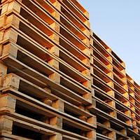 Деревянные поддоны ЕВРО 1200*800-1200*1000, изготовление