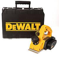 Электрорубанок DeWalt DW680