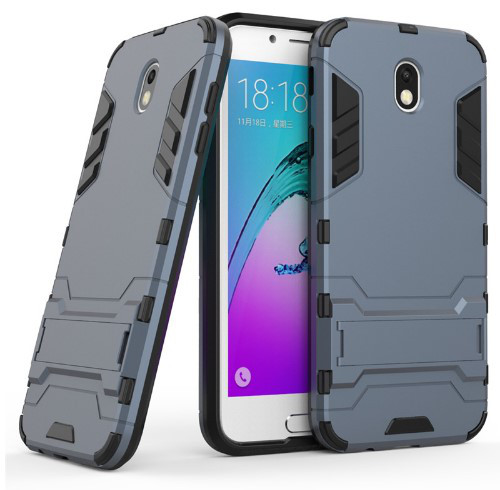 PC+TPU чехол Transformer для Samsung Galaxy J7 J730 2017 с защитой корпуса (4 Цвета)
