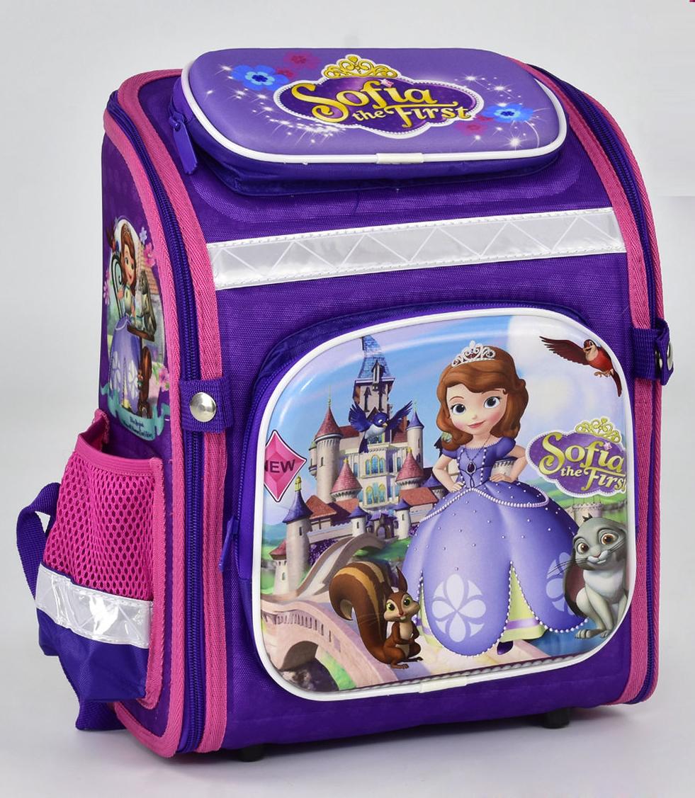 419628a16868 Детский школьный рюкзак ортопедический 35х25х18см
