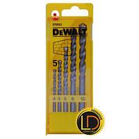 Набор сверл по кирпичу DeWalt DT6952