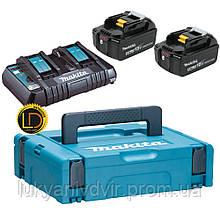 Набор аккумуляторов Makita 18В