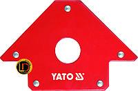 Магнитная струбцина для сварки Yato 64х95х14