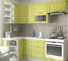Кухня София Классика шпон патина, фото 2