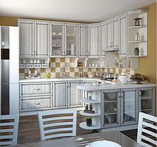Кухня София Классика шпон патина, фото 3