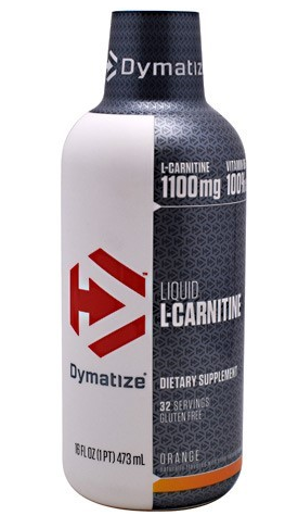 Рідкий L-карнітин, Dymatize Nutrition L-Carnitine Liquid (473 мл)