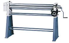HRM 1250 ВАЛЬЦЫ РУЧНЫЕ ТРЕХВАЛКОВЫЕ Bernardo | Вальцовочный станок для листового металла
