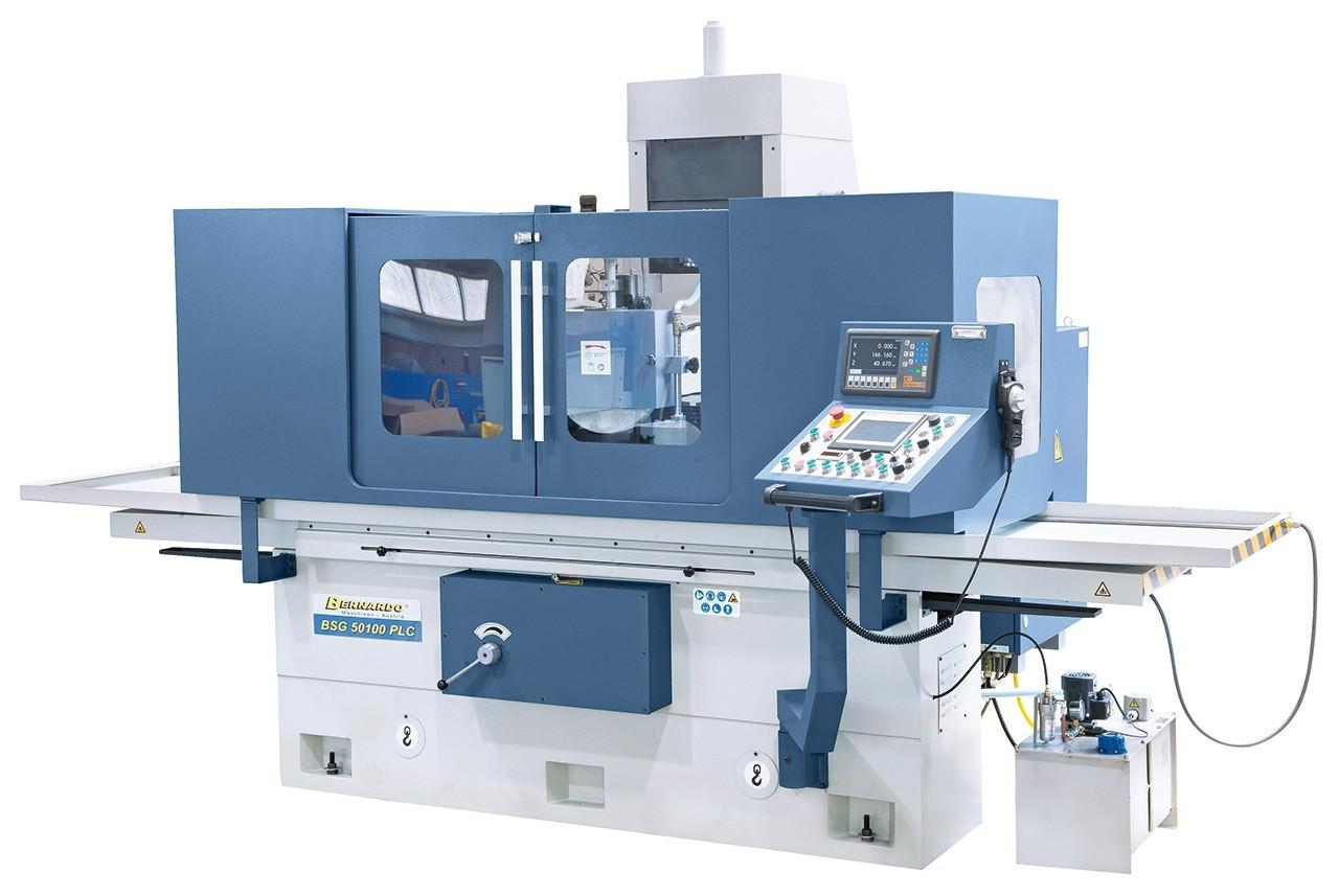 BSG 50100 PLC Плоскошлифовальный станок по металлу Bernardo Австрия