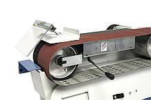 MS 150 x 2000 S-2 ЛЕНТОЧНЫЙ ШЛИФОВАЛЬНЫЙ СТАНОК Bernardo | промышленный ленточно шлифовальный станок, фото 3