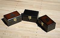 Изготовление деревянных шкатулок и коробков.