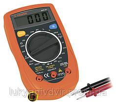 Мультиметр Truper Comfort подсветка 200mV-500V