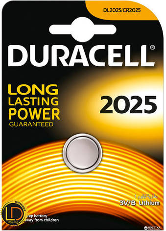 DURACELL DL2025 DSN, фото 2