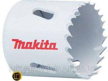 Коронка Makita HSS-Bi-Metal 44 мм