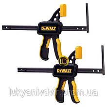 Струбцины для шин направляющих DeWALT DWS5026