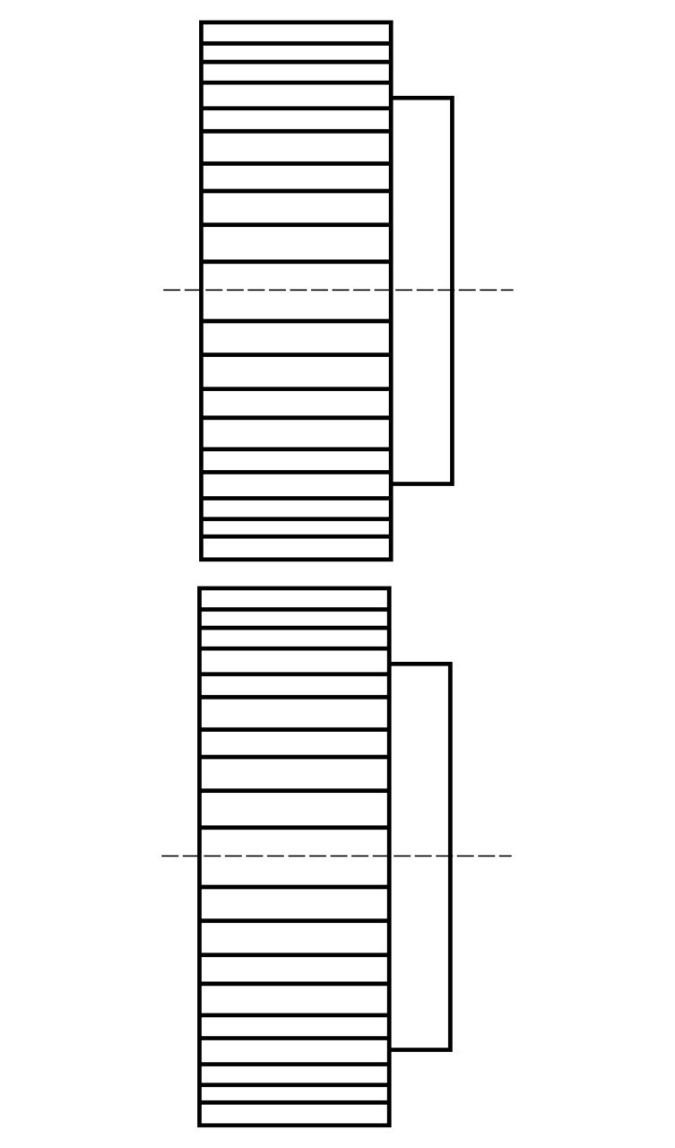 Дополнительные ролики типа E8 для MSM 500 C