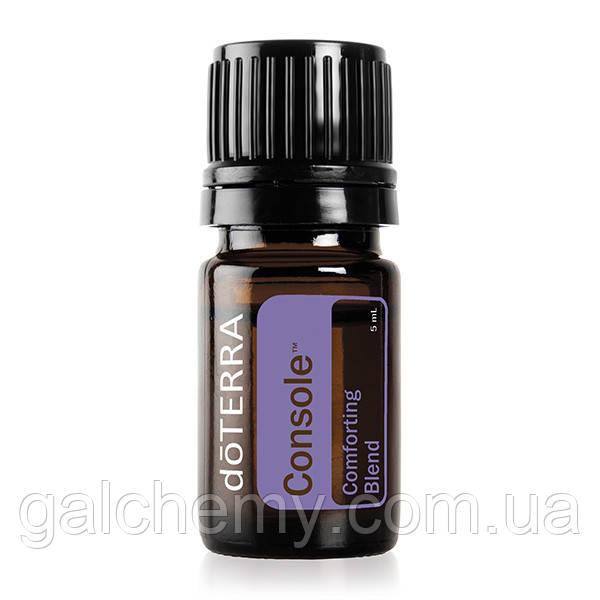 Console® Comforting Blend / «Утешение», успокаивающая смесь масел, 5 мл