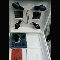 Инкубатор Наседка 120 яиц , ручной переворот , цифровой терморегулятор