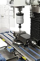 BF 30 Super сверлильно фрезерный станок по металлу ВАРИО с приводом и 3-х осевым УЦИ Bernardo, фото 2