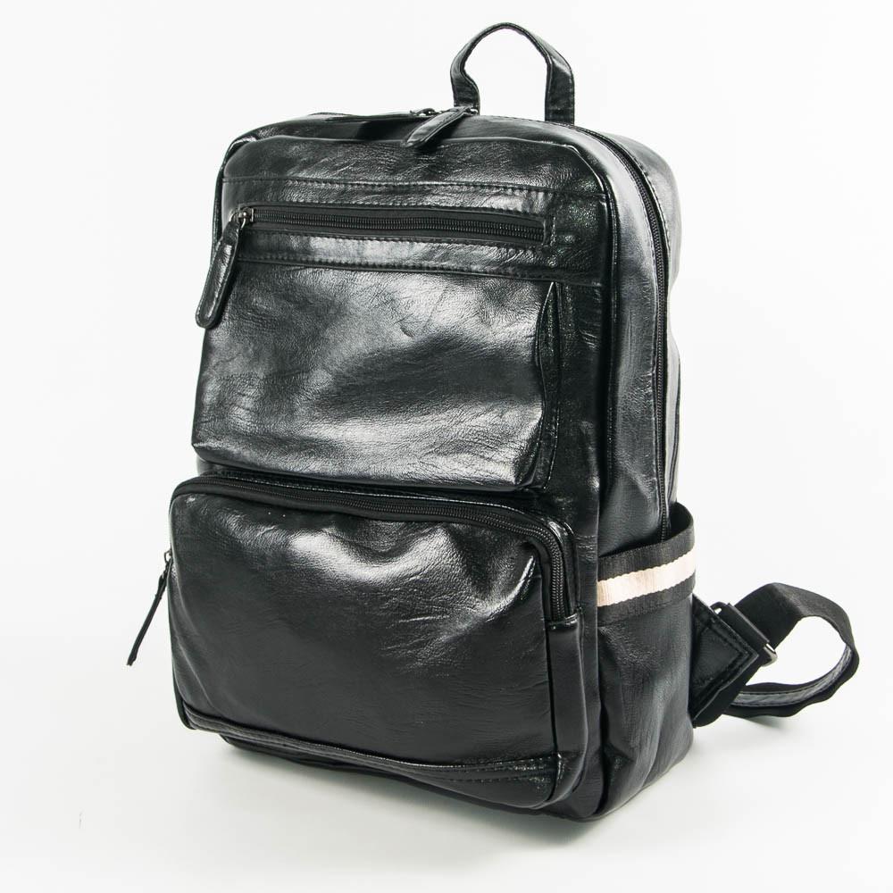Прогулочный/школьный рюкзак из эко-кожи - 15-813
