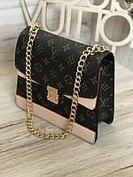Сумка женская Louis Vuitton LV (реплика люкс) mini