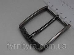 Пряжка ременная 40мм 054, т.никель