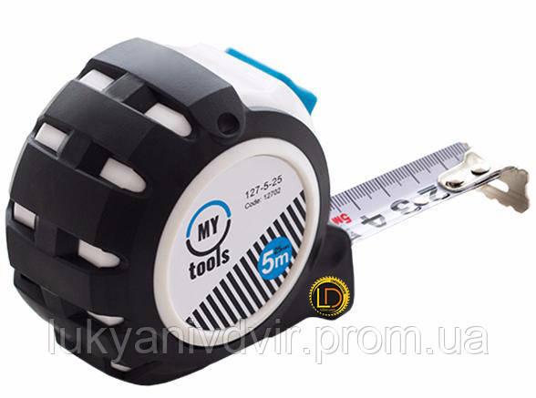 Рулетка My Tools Power, 5м х 25мм, фото 2