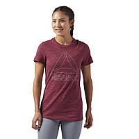 Женская футболка Reebok Short Sleeve Tee (Артикул: CF8638)