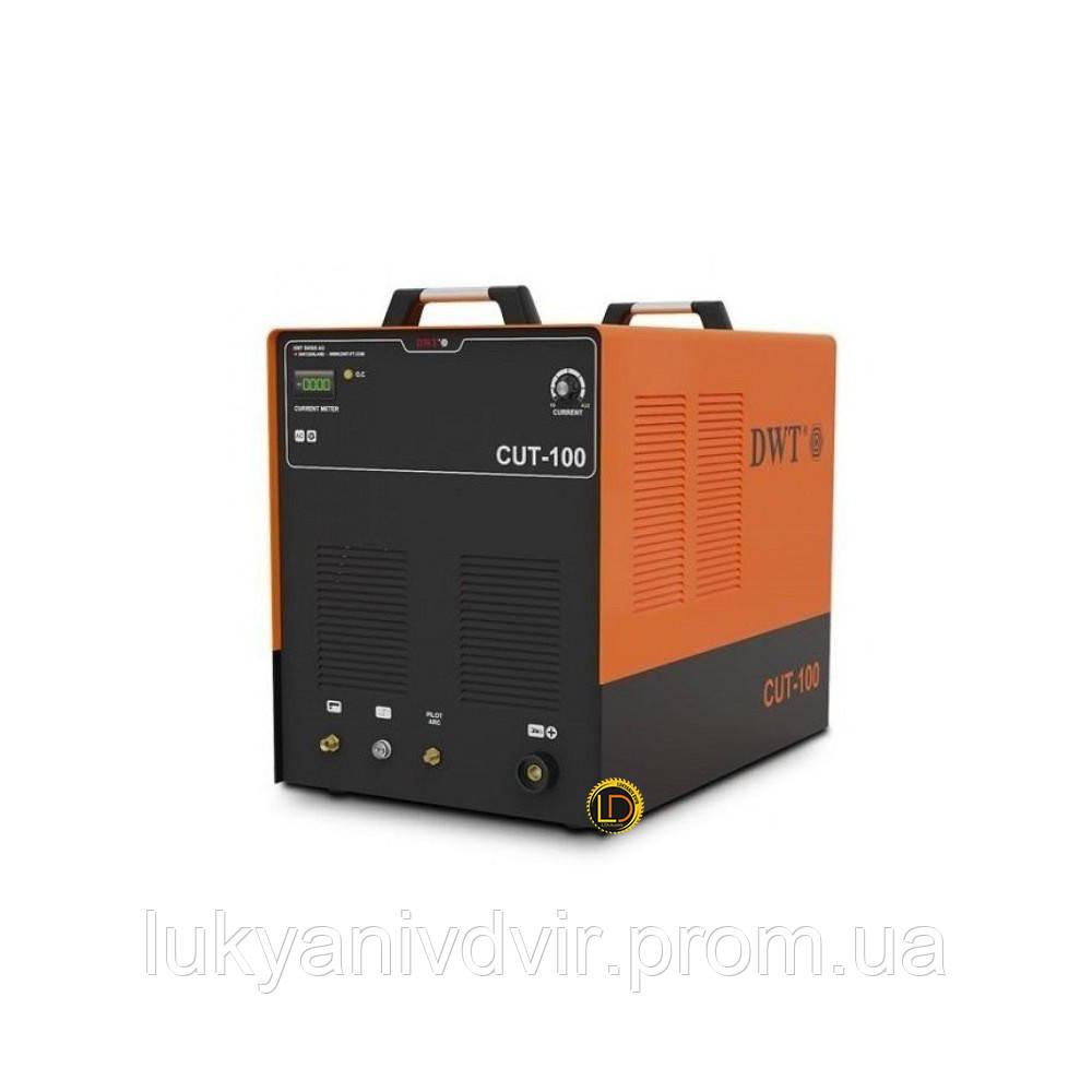Инвертор плазменной резки DWT CUT-100