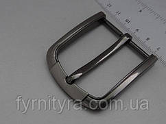 Пряжка ременная 40мм 055, т.никель