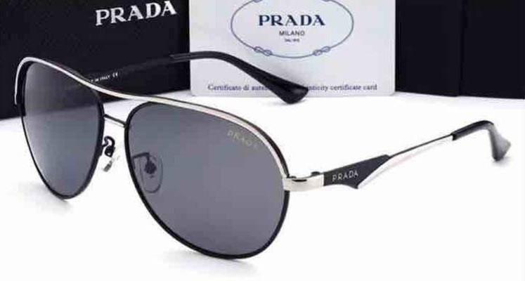 Солнцезащитные очки  Prada (037) black