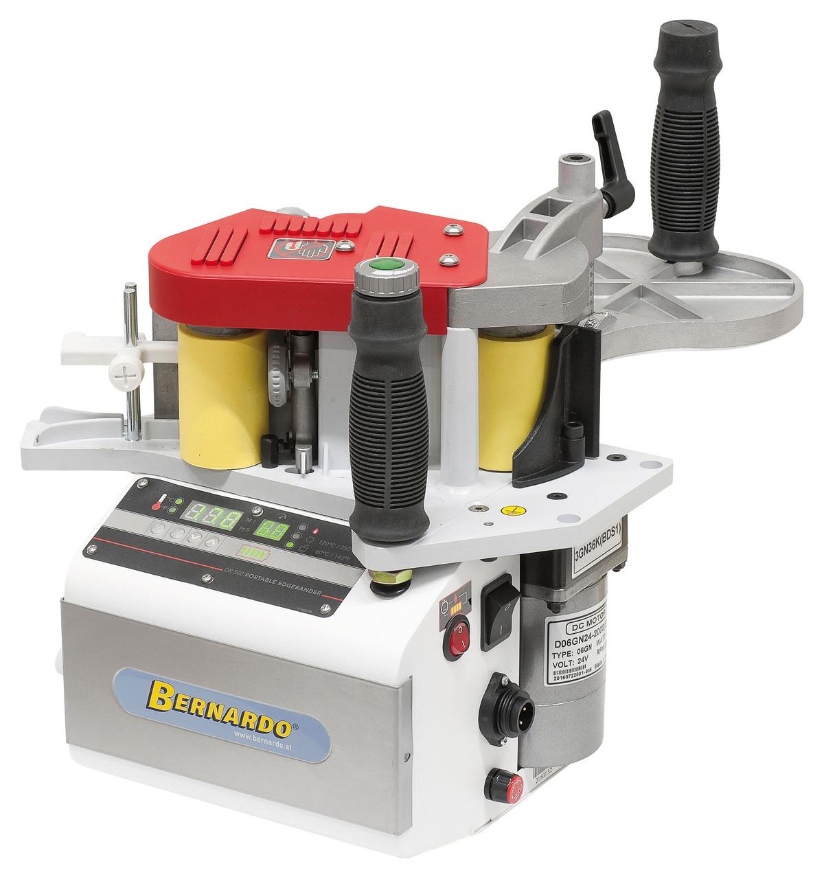 DR 500 Кромкооблицовочный станок Bernardo | переносной кромочник
