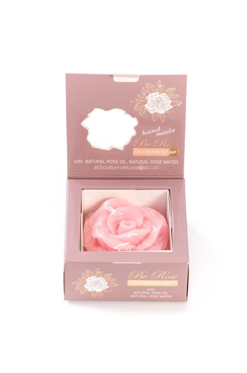 Глицерыновое мыло Be Rose от Bulgarian OrganiRose 65 гр