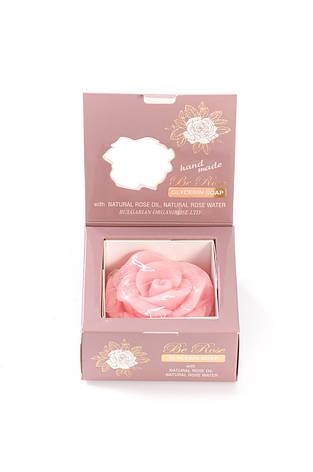 Глицерыновое мыло Be Rose от Bulgarian OrganiRose 65 гр, фото 2